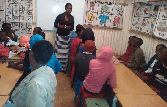 Mentorship Session