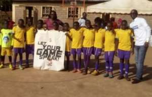 Youngstars before the tournament