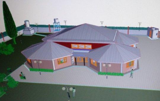 New building plan.