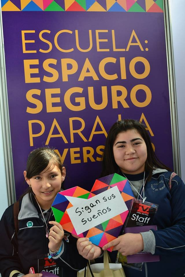 Prevent Suicide & Homophobic Bullying in Chile