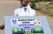 Empower students in 100 Zimbabwean schools to lead