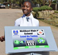 Empower students in 100 Zimbabwean schools to lead