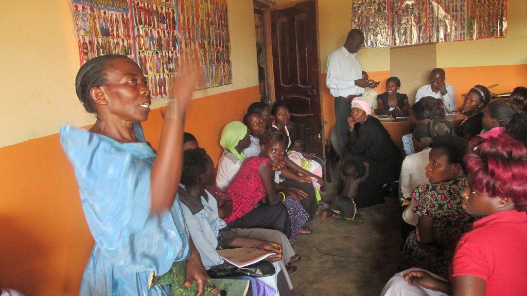 Empower 30 Grandmothers in Uganda get Skills