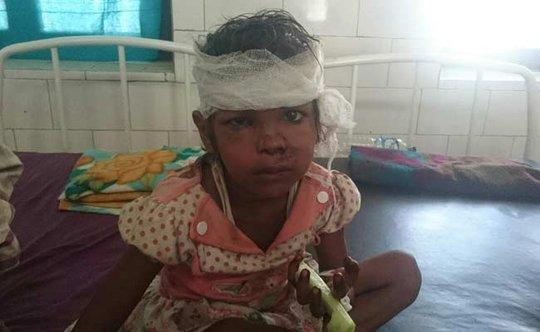 Help Earthquake victims in Bihar India