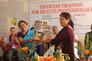 Dietician Training for Health Professionals
