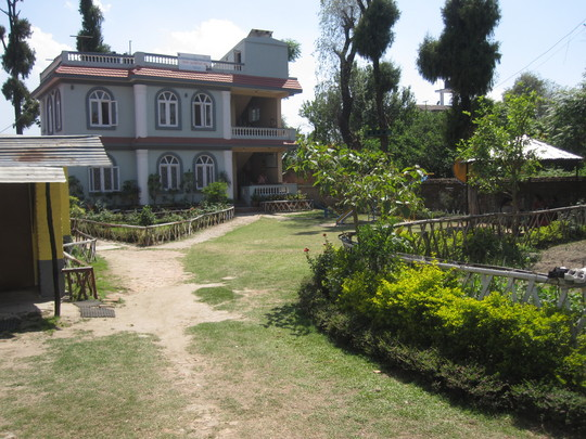 The Nutritional Rehabilitation Home in Kathmandu