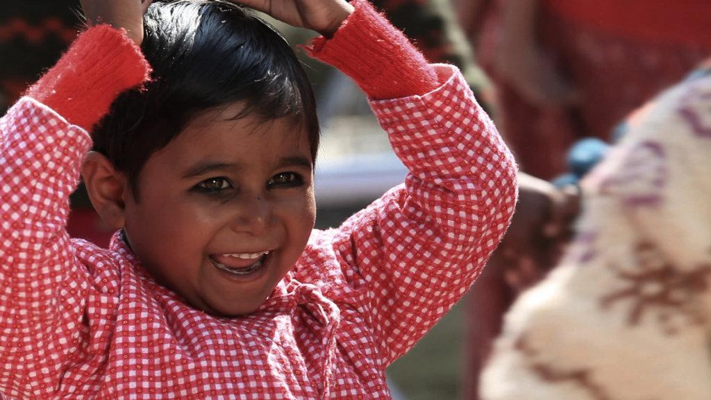 Laxmi after treatment