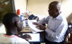 GO's Cancer Education Materials now used in Uganda