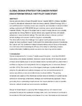 GO Cancer Education Materials Design Paper (PDF)