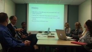 GO Team Consulting Via Telecon w/Malawian Partner