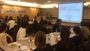 Volunteers seek global cancer work with GO mentors