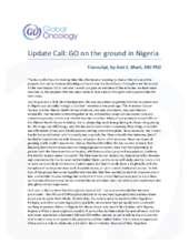 GO on the ground in Nigeria: co-founder Ami Bhatt (PDF)