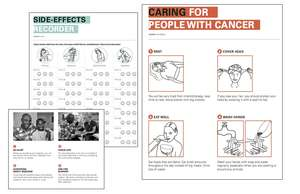 Pages in the Patient Education Booklets