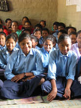 Girls rescued from servitude are now in school