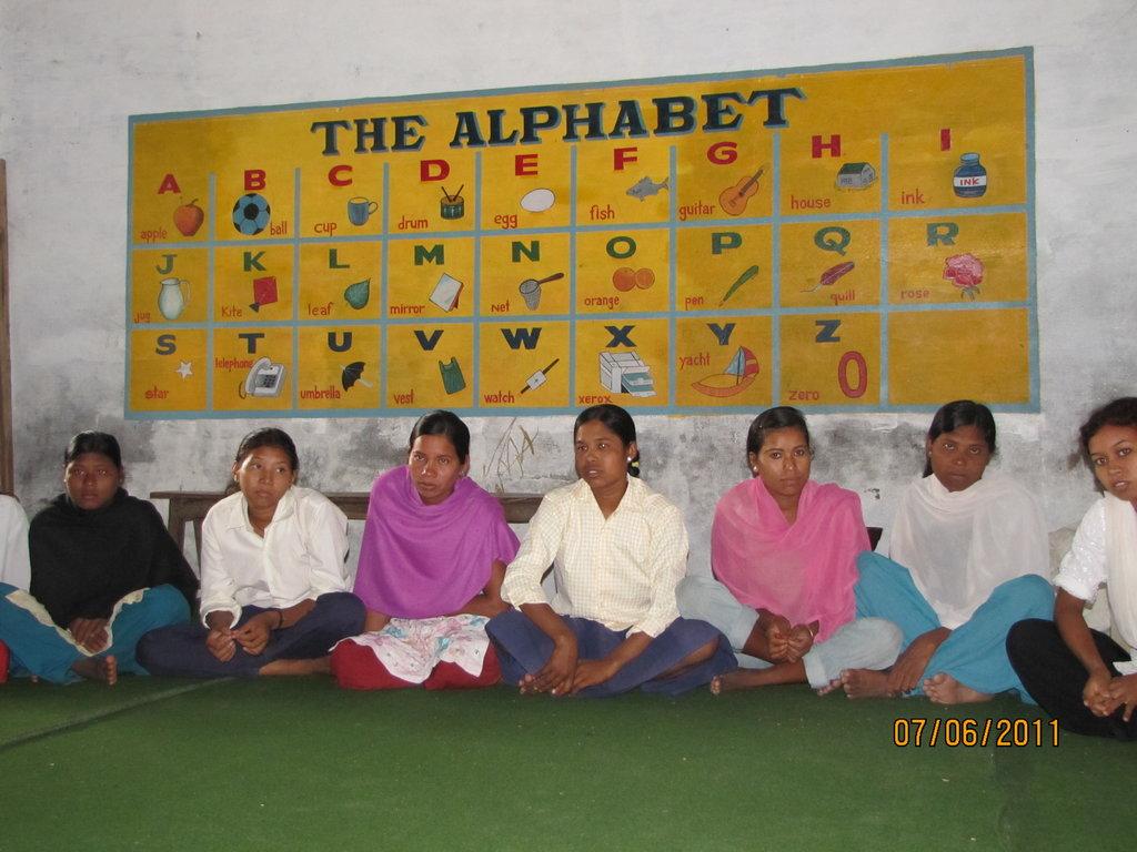 Literacy training