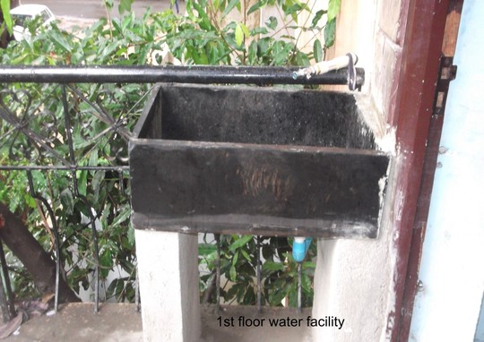 Water Facility @ 1st floor
