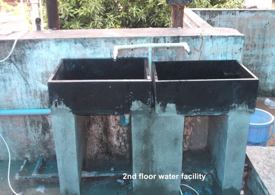 Water Facility @ 2nd Floor