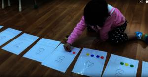 Practice number concept skills