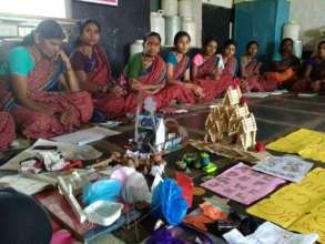 Assistant teachers training