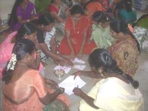 teachers developing teaching learning materials
