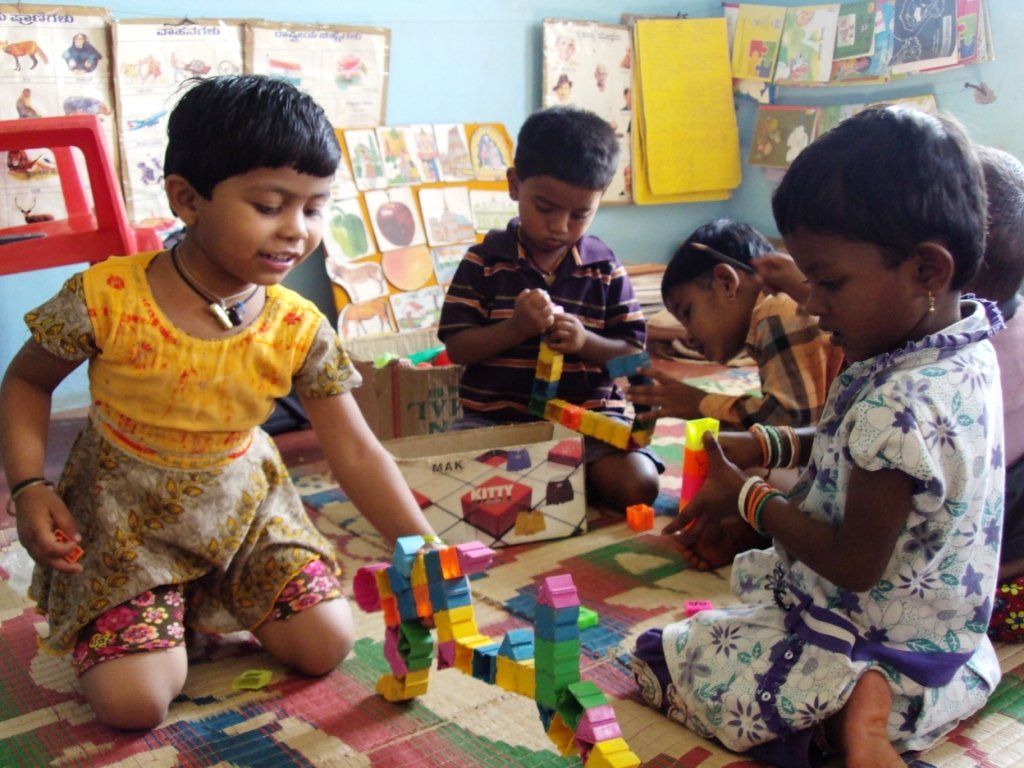 Education & Healthcare for 1250 children in India