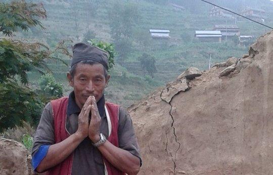 Food for Earthquake Survivors Like Gyla
