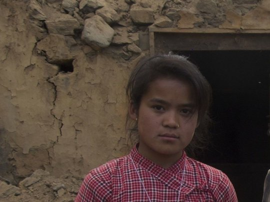 Shelter for Earthquake Survivors Like Basanti