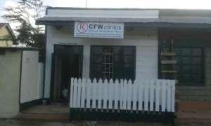 Rita's New CFW Clinic in Kamulu