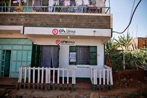CFW Clinic in Kenya