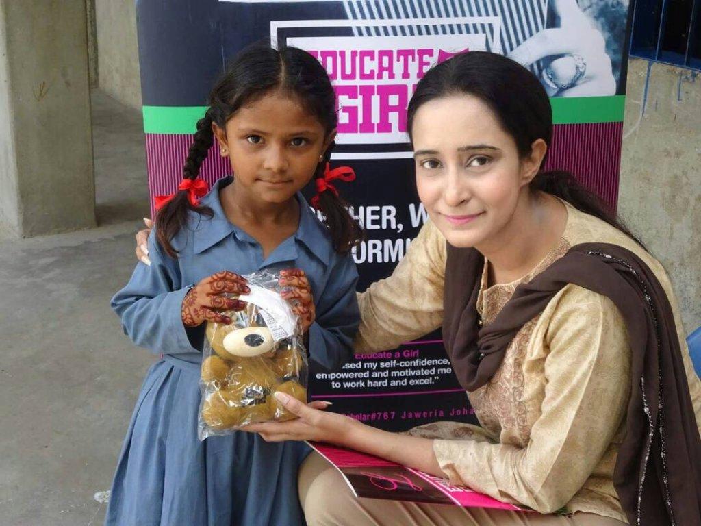 Give an Orphan a Teddy Bear - Pakistan