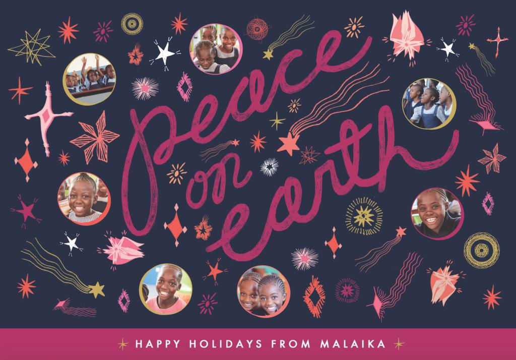 Happy Holidays from Malaika!