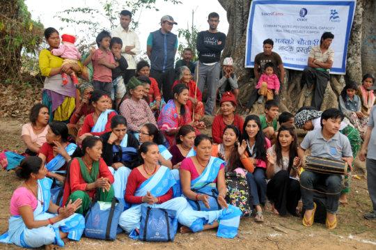 Community Based PSS Program