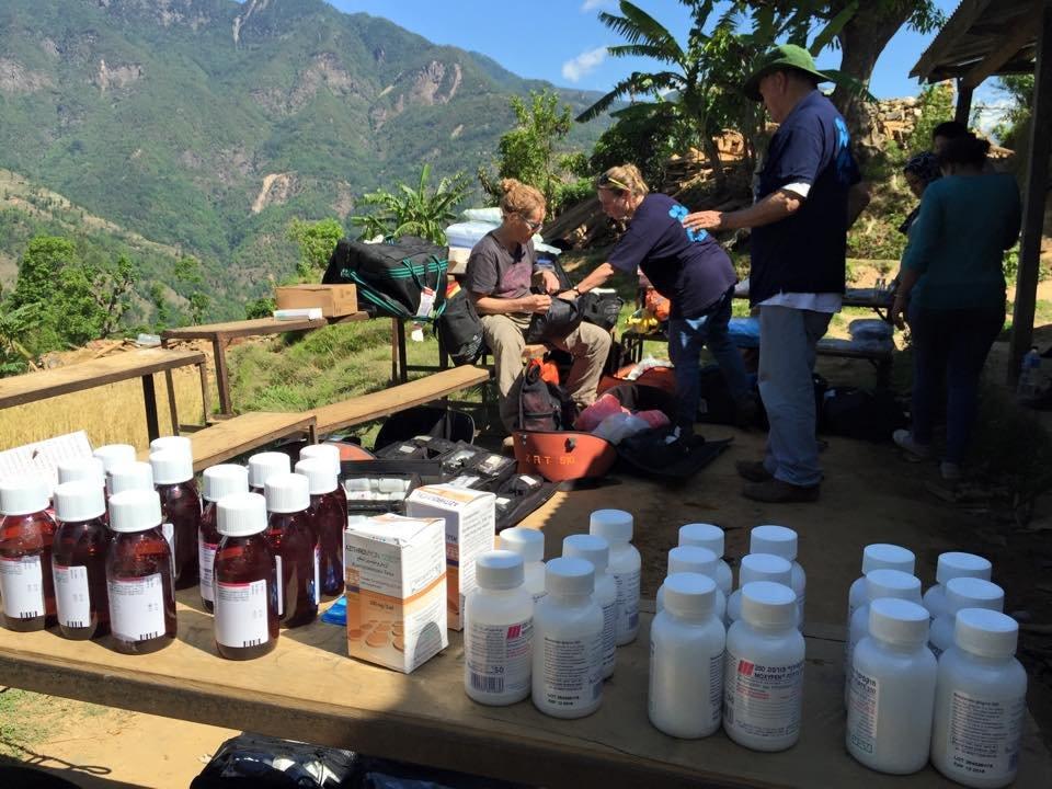 Holistic Rehabilitation for Post-Earthquake Nepal