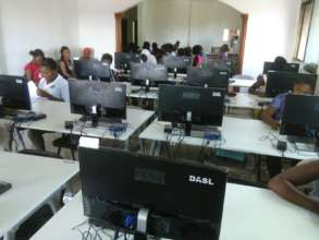 Computers and computer lab
