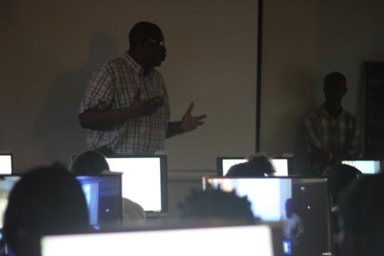 Sylvester encourages ladies to pursue education