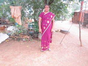 Geetha 1st mum to benefit