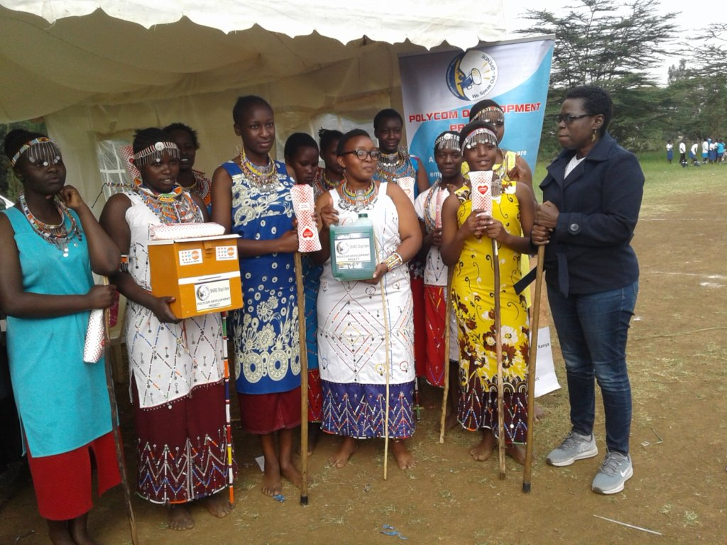 1000 Kibera slum girls empowered to excel