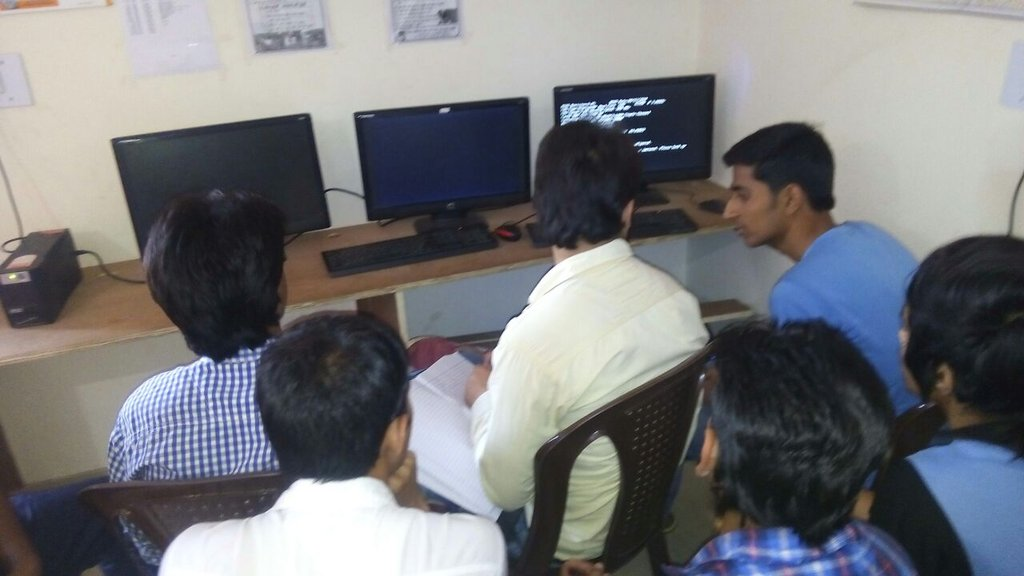 To provide income-generating training to youth