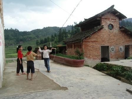 Recess at Dadong Primary School