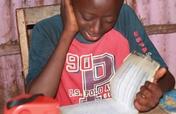 Safe Solar Lights Help 100 Kids Study at Night
