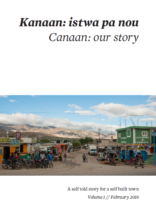 Canaan, Haiti Final Report cover