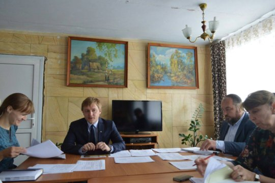 """Enjoyable Aging"" meeting at Ryazan region"