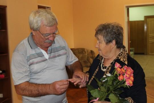 Evgeniya, Vasily , Tovarkovo
