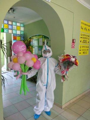 Little celebrations during the quarantine