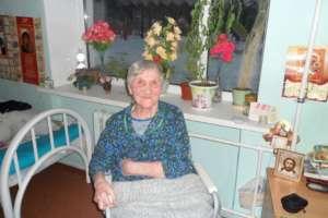 Yevdokia Grigorievna - second visit