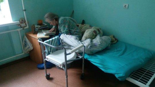 Yevdokia Grigorievna - first visit