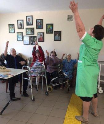Regular Exercise Is Part of Rehabilitation
