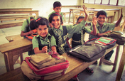 Provide Books to 500 Students in Rural India