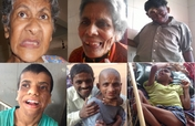 Food and Medicines for 285 Disabled destitute