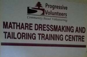Tailoring Training Centre for Kenyan slum women